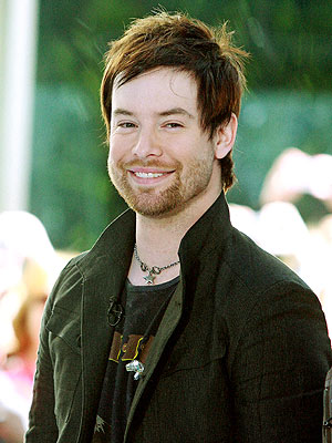 Most amazing artist ever, David Cook
